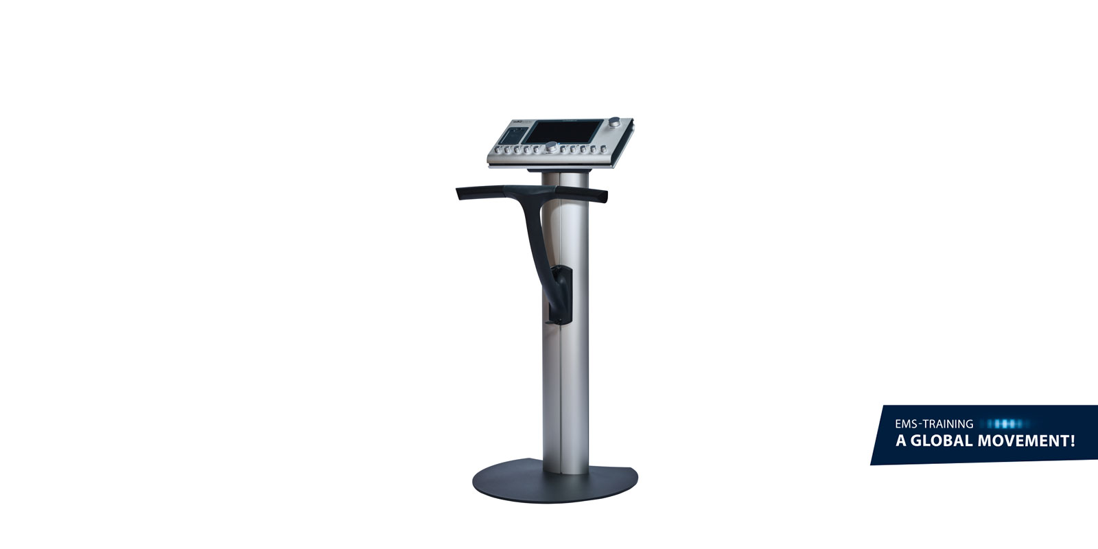 miha bodytec 2 device with stand